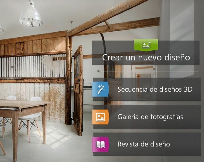 Aplicaciones m viles para decorar tu casa for Aplicacion para decorar tu casa